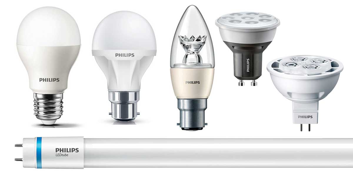 Philips LED's